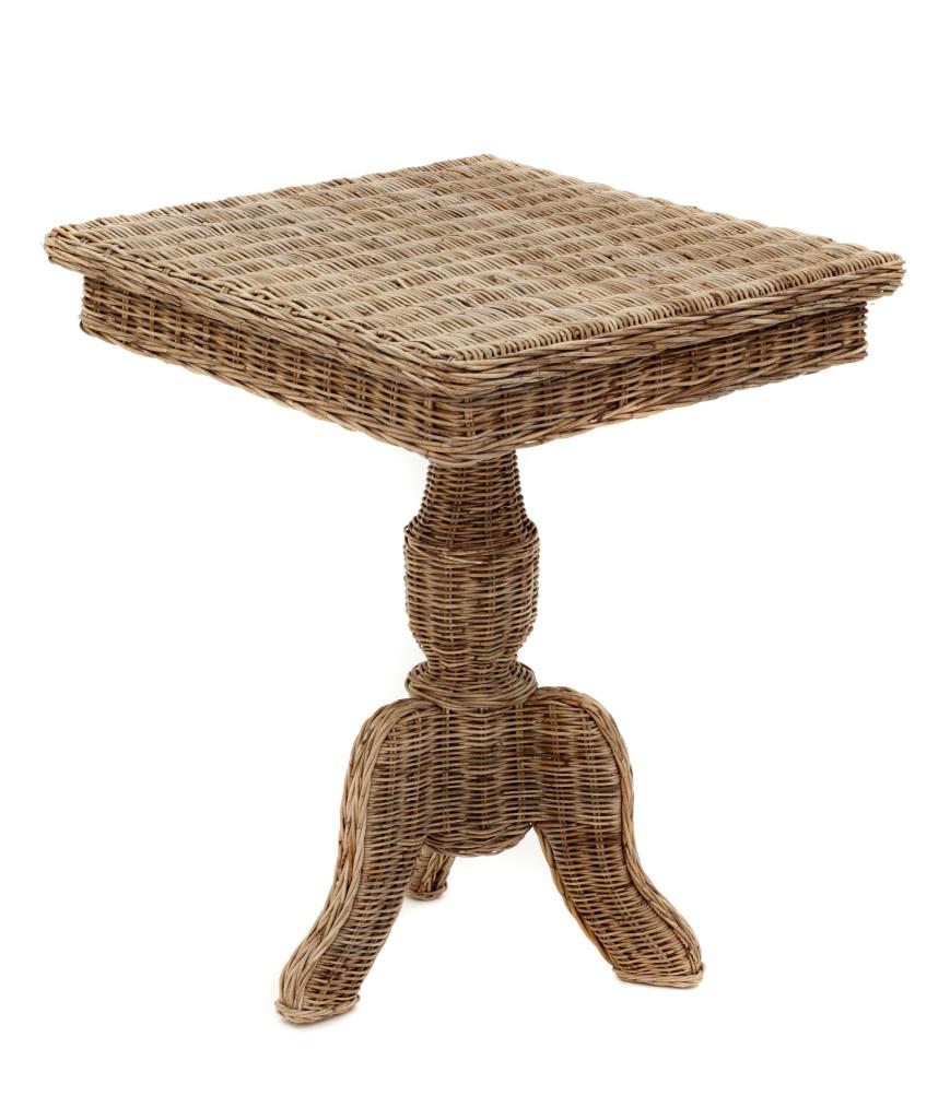 Wicker Table - $30