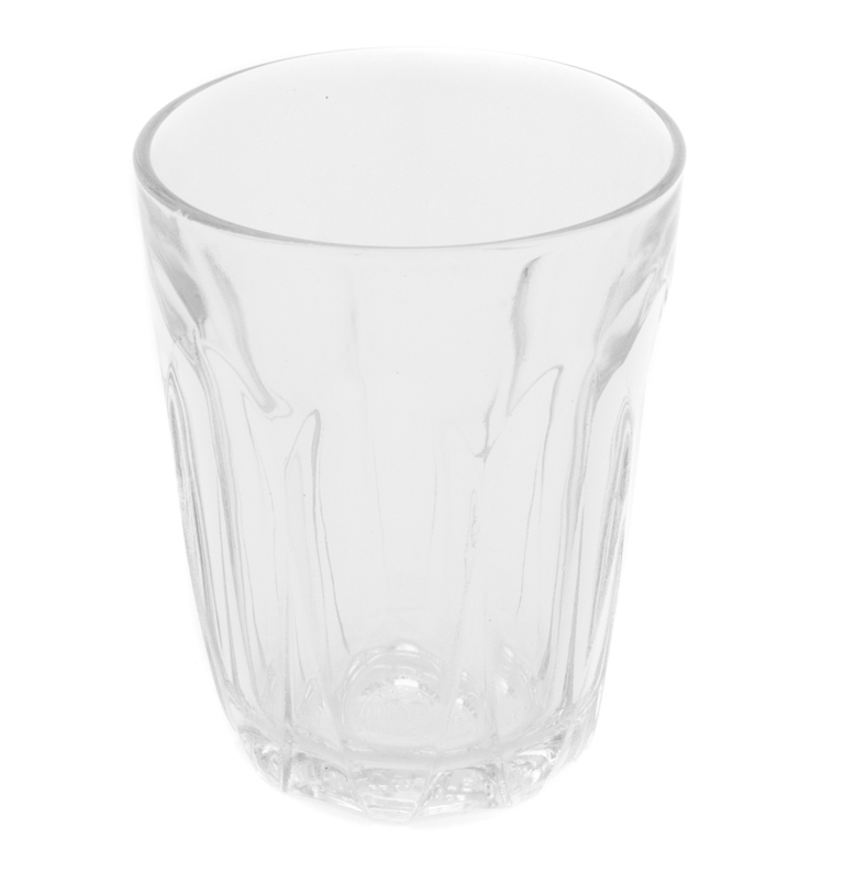 Cafe Glass - Latte - 220ml - box of 24: $19.20