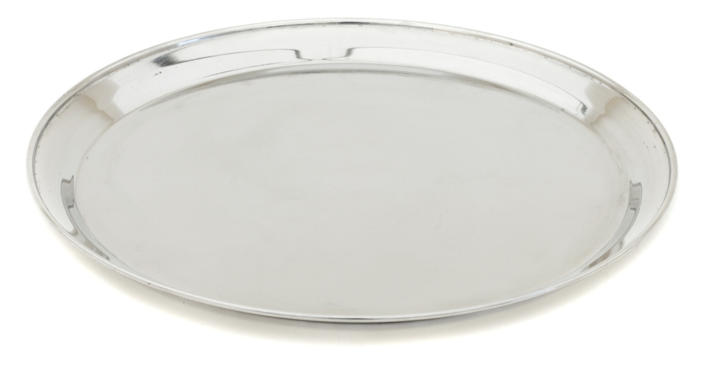 Drinks Tray - Stainless Steel: $3.50