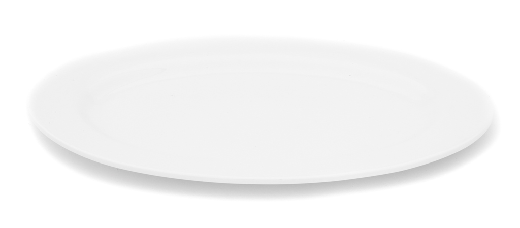 China Platter - Oval/Round/Square: $6.50